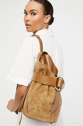 Liebeskind Berlin Suede Backpack