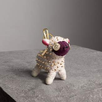 Burberry Wendy The Sheep Cashmere Charm