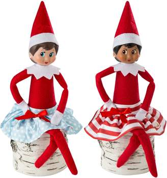Couture The Elf On The Shelf The Elf on the Shelf Claus Twirling in the Snow Skirts