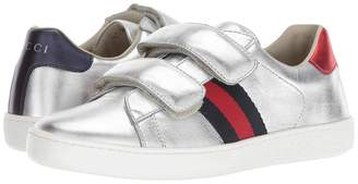Gucci Kids New Ace V.L. Sneakers Kids Shoes