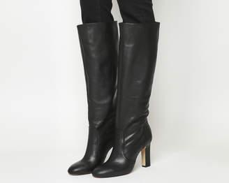 Office Kitsch Smart Knee Boots