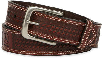 John Deere Embossed Belt