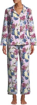 BedHead Floral Jewels Classic Pajama Set