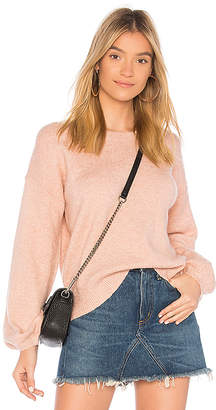 MinkPink Willow Blouson Sleeve Jumper