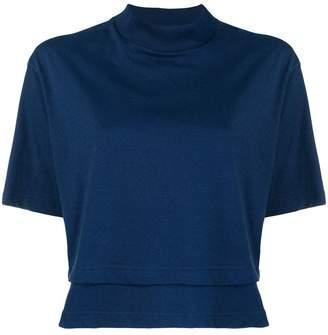 Y-3 Adidas X Yohji Yamamoto round neck T-shirt
