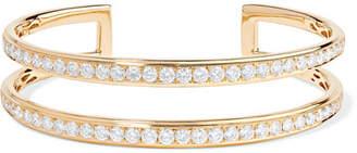 Anita Ko 18-karat Gold Diamond Cuff