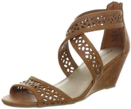 Madden-Girl Women's Hippieee Wedge Sandal