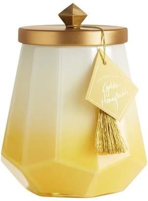 Laurèl Illume Glass Candle - Golden Honeysuckle