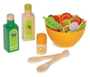 Hape Toys Garden Salad Toy Set