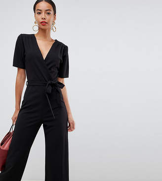 Fashion Union Tall wide leg jumpsuit