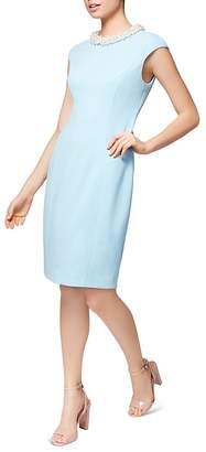 Betsey Johnson Embellished Scuba Dress