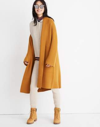 Madewell Rivington Sweater-Coat