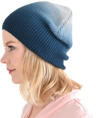 9dace4a894c Charm Mens Winter Cotton Beanie - Womens Slouch Hat Dip Dye Chemo Cap