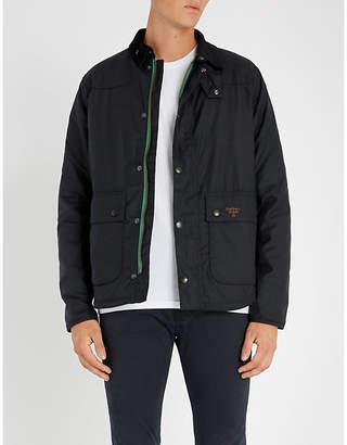 Barbour Beacon Stybarrow waxed-cotton jacket