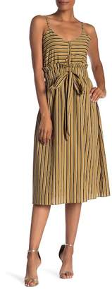 Style Rack Striped Maxi Dress