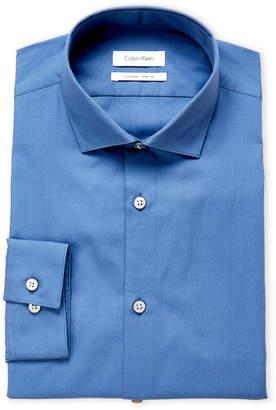 Calvin Klein Cornflower Extreme Slim Fit Dress Shirt