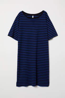 H&M T-shirt Dress - Blue