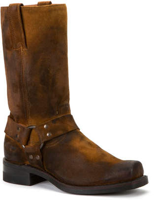 Frye Men's Harness 12R Combat Boots
