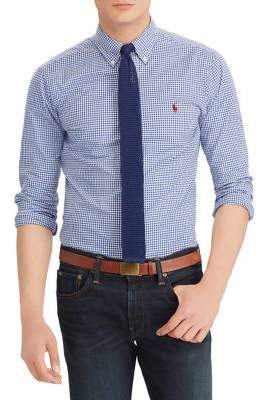 Polo Ralph Lauren Classic Fit Gingham Shirt