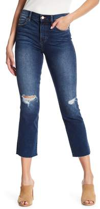 Level 99 Bailey High Rise Distressed Jeans