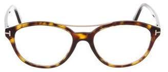 Tom Ford Round Acetate Eyeglasses w/ Tags