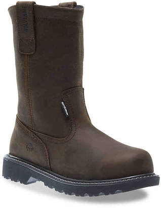 Wolverine Floorhand Wellington Steel Toe Work Boot - Men's