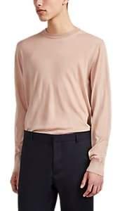 Lanvin Men's Cashmere Crewneck Sweater - Peach