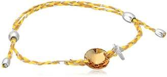 Alex and Ani Light Colorado Topaz Expandable Sterling Silver Bracelet