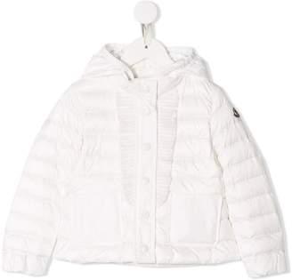 14cd0c9c4 Moncler White Girls' Outerwear - ShopStyle