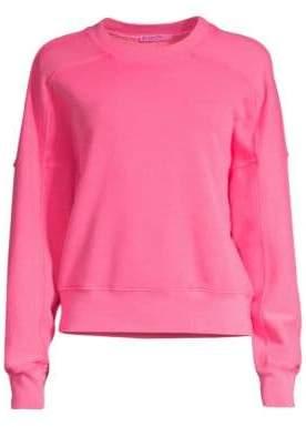 Stateside Cotton Neon Fleece Sweatshirt