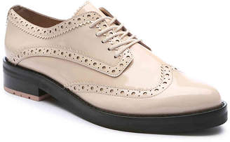Gunmetal Marushka Wingtip Oxford - Women's