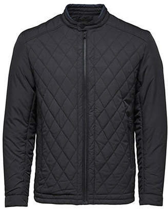 Selected Dew Diamond-Quilted Jacket