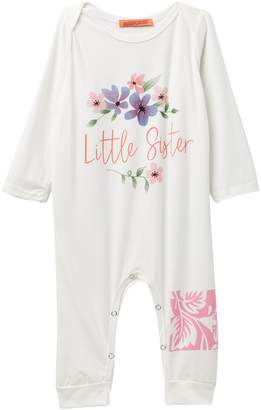 Funkyberry Little Sister Jumpsuit (Baby Girls)
