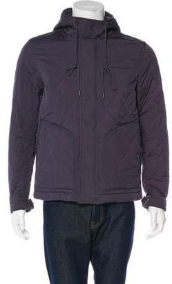 Todd Snyder Quilted Hooded Jacket