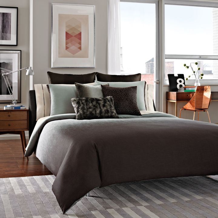 Kenneth Cole Reaction Home Hotel Comforter Set in Neutral