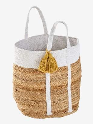 Vertbaudet Wicket Basket with Lurex Thread, Marguerite