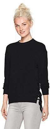 LIRA Women's Bryce Lace up Sweatshirt