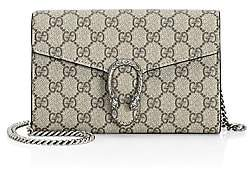 Gucci Women's Dionysus Coated Canvas Chain-Strap Wallet