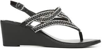 Fergalicious Women's Stacked Heel Sandals