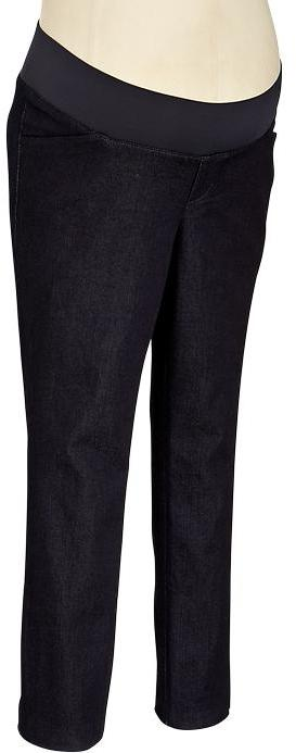 Old Navy Maternity Low-Panel Trouser Jeans