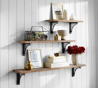 Pottery Barn Baker Bracket