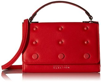 Kenneth Cole Reaction Columbus Circle Mini Tech Cross Body Bag $40.60 thestylecure.com