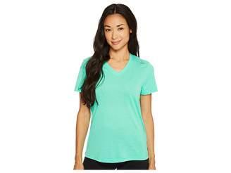 Reebok Supremium V-Neck Tee Women's T Shirt