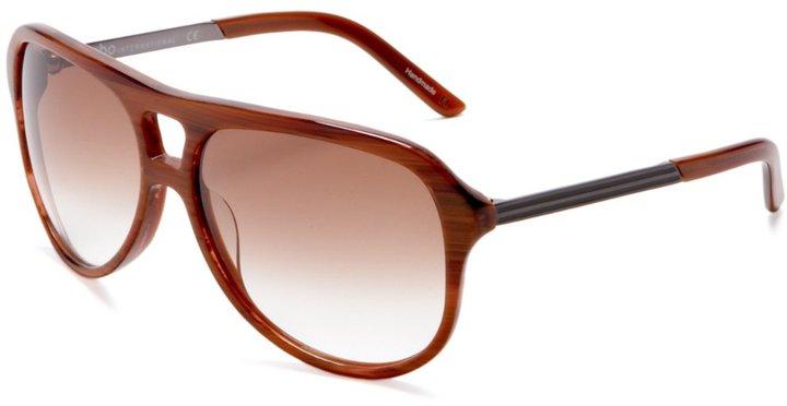 Hobo International Women's Yvonne Steven Aviator Sunglasses