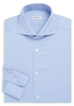 Kiton Classic Cotton Dress Shirt