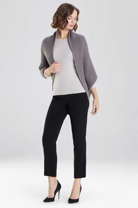 Natori Chunky Knit Cocoon Sweater