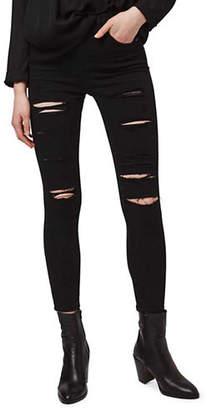 Topshop PETITE MOTO Joni Jeans 28-Inch Leg