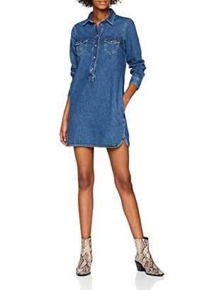 bde9a47027 at Amazon.co.uk · Pepe Jeans Women's IRIS PL952412 Dress,Large