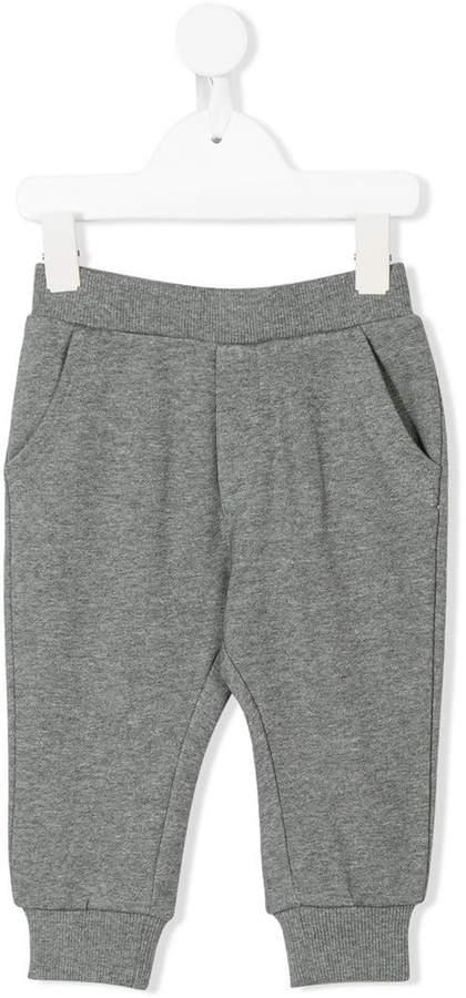 Diesel Kids elasticated waist track pants
