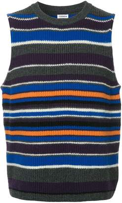 Coohem ribbed knit vest